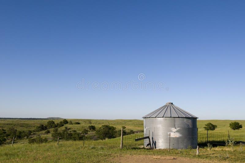 Shiloh på den Wyoming ranchen royaltyfri foto