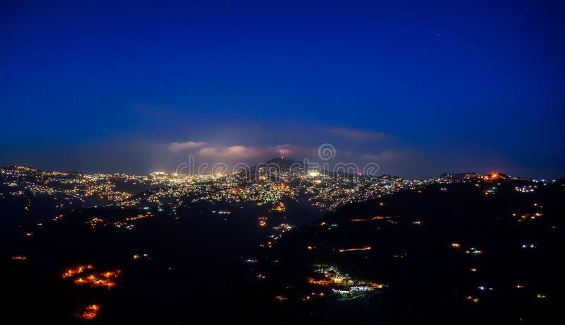 Shimla ферзь холмов стоковая фотография rf