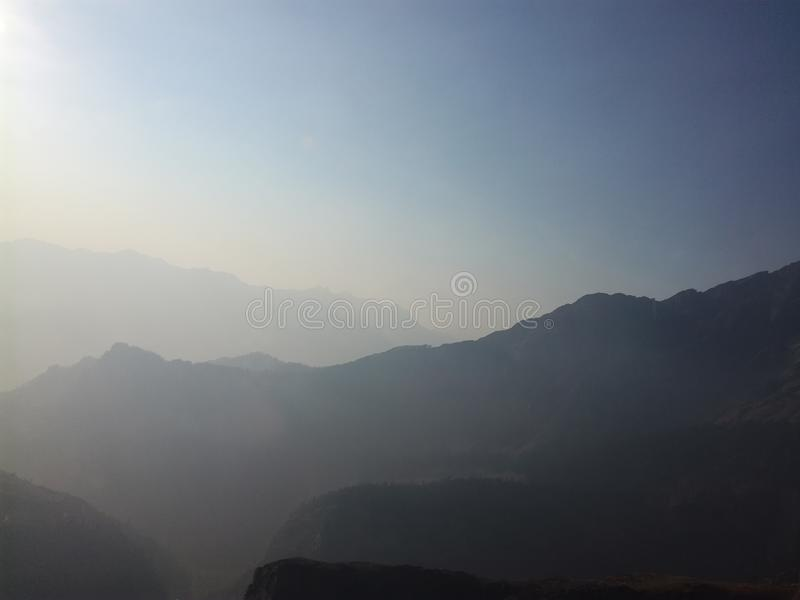 Shimla royalty-vrije stock afbeeldingen