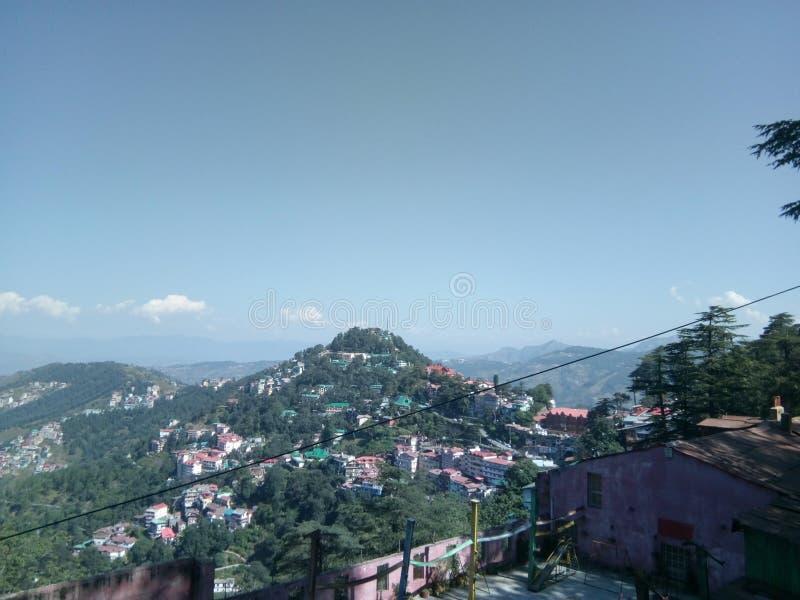 Shimla, ind zdjęcia royalty free