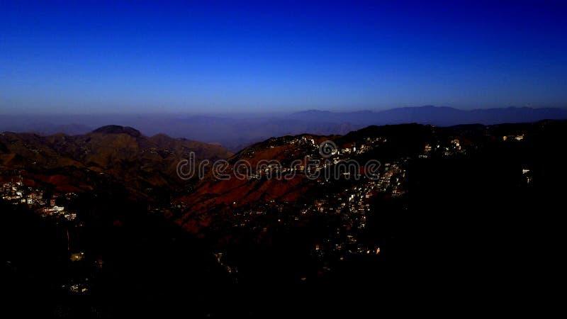 Shimla Indien stockbilder