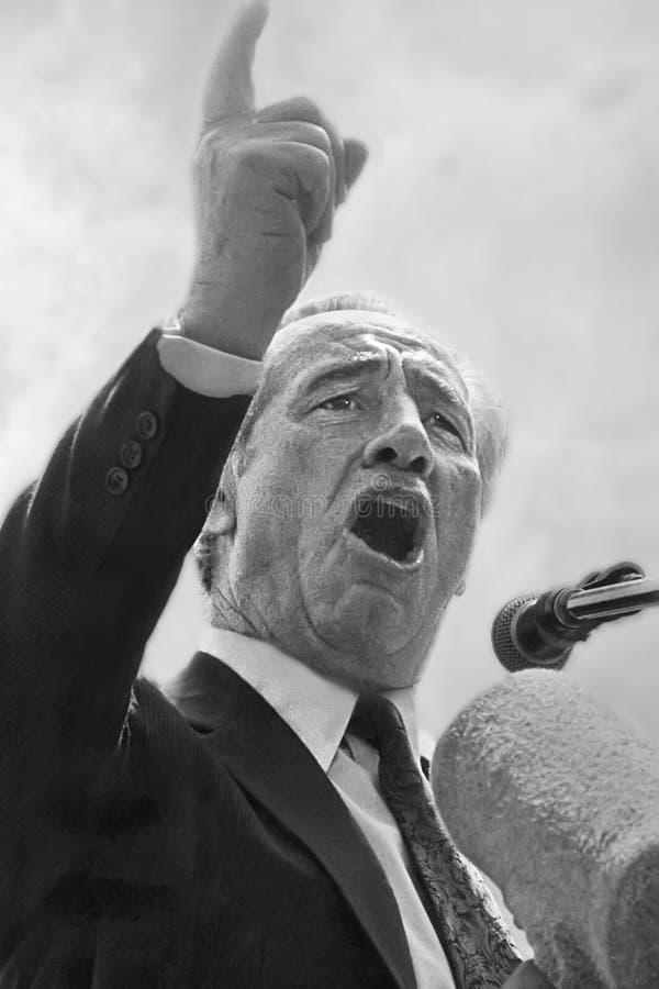 Shimon Peres photos stock