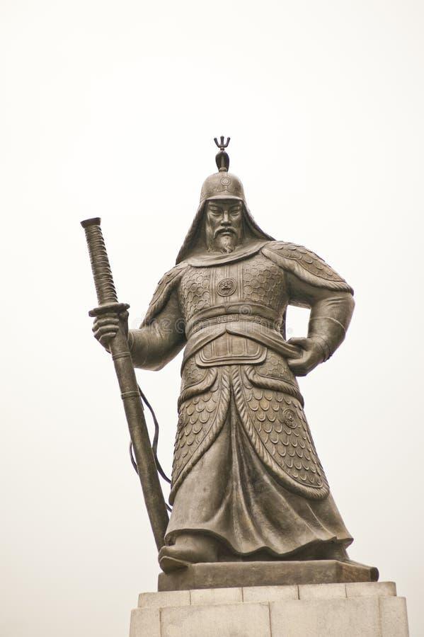 shin sunen yi royaltyfria bilder