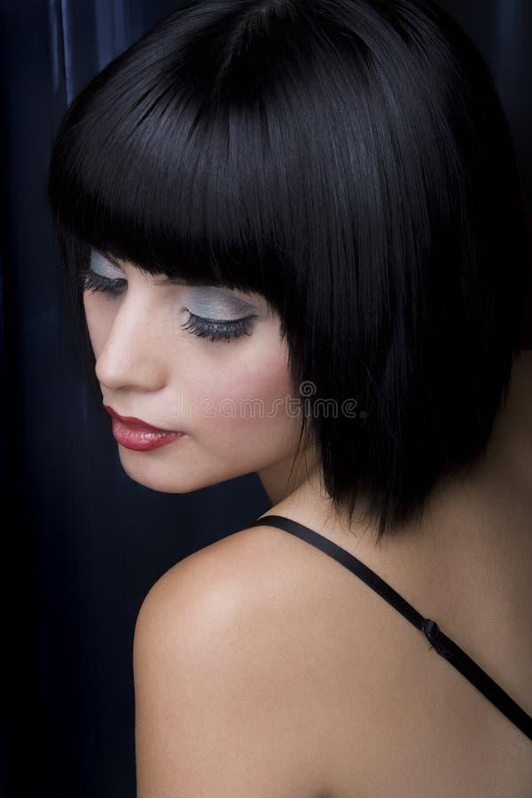 shine волос стоковая фотография rf