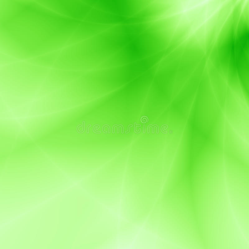 Download Shine Light Beam Abstract Neon Green Pattern Stock Illustration