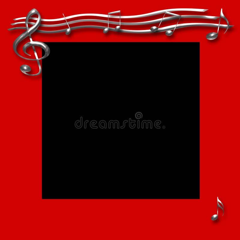 shiney μουσικής απεικόνιση αποθεμάτων