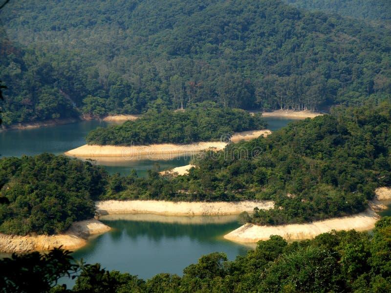 Download Shing Mun Reservoir stock image. Image of shore, reservoir - 18061611