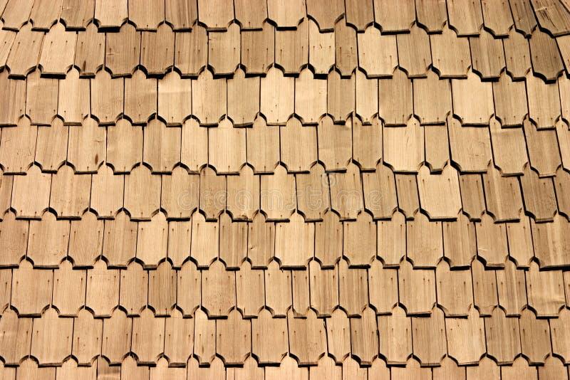 Shingles. Texture stock photo