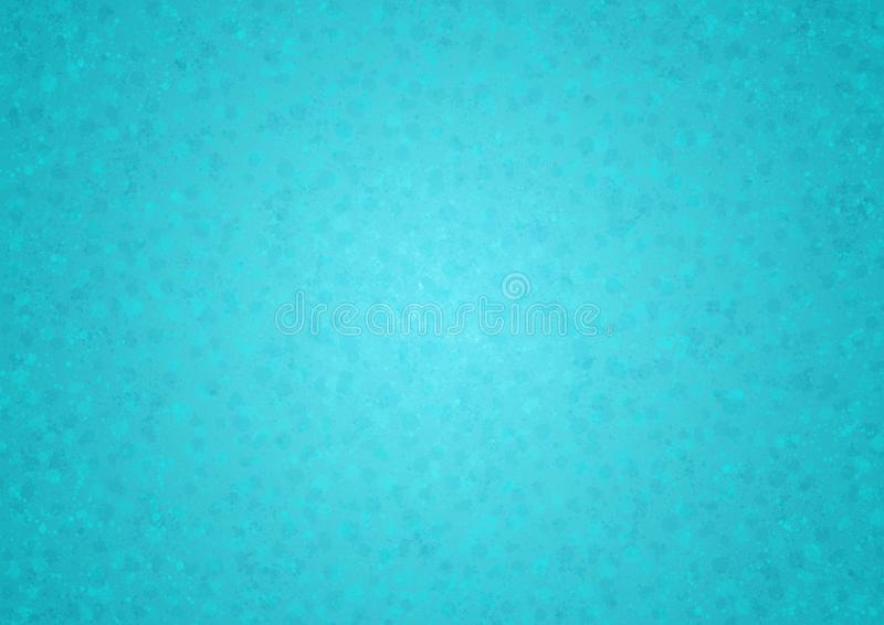 Shining Blue Gradient Grunge Wall Texture for Abstract Background royalty free stock photos