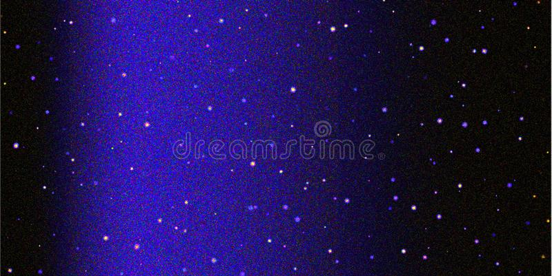 Shining and colorful blue glittery and lighted  computer generated background  image and  wallpaper design. Useful for many purpose like ,printing , screen stock illustration