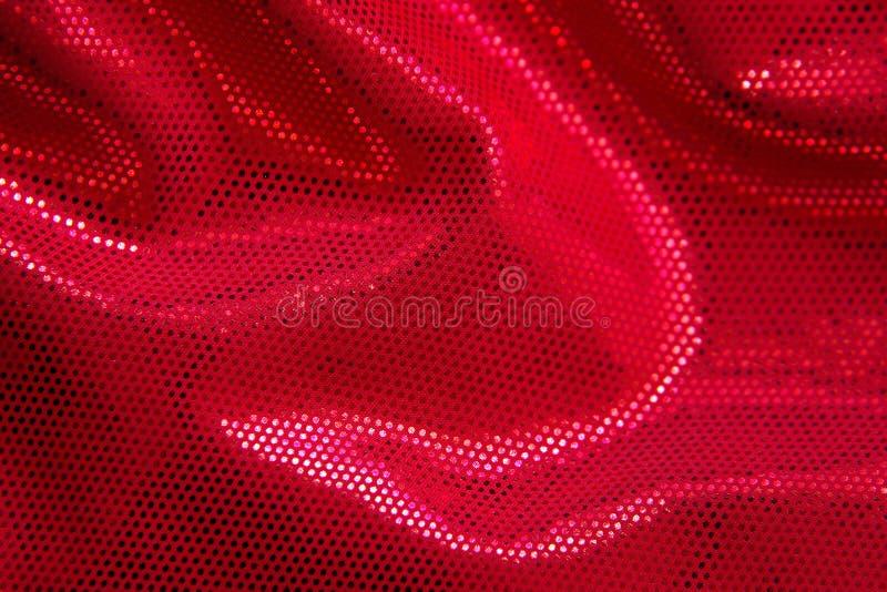 Shining Fabric Royalty Free Stock Image
