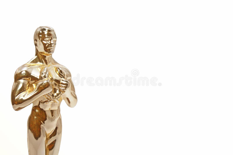 Award Goes To... stock photography