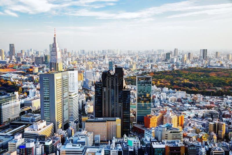 Shinjuku стоковое фото