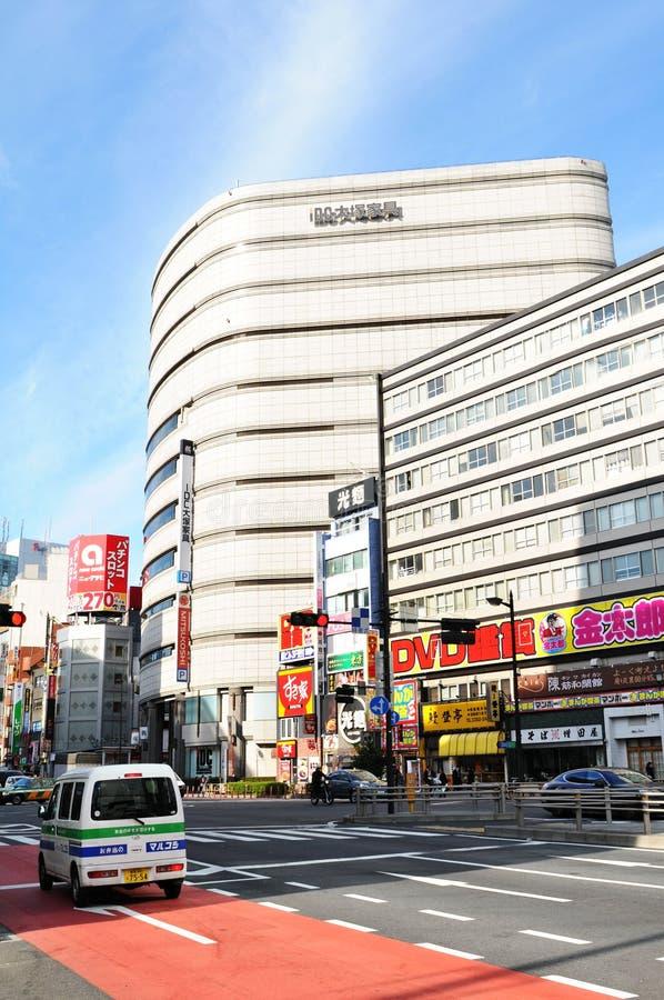 Download Shinjuku, Tokyo editorial photo. Image of japan, shinjuku - 23538716