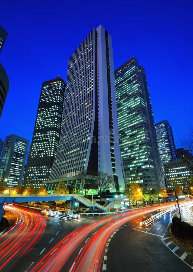 Shinjuku, Tokyo stockfotografie