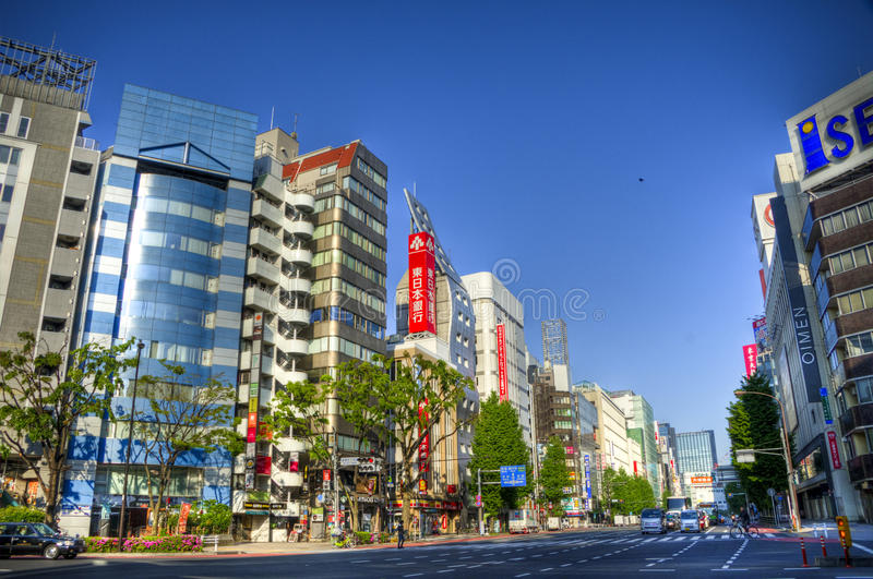 Shinjuku, Tokyo lizenzfreie stockbilder