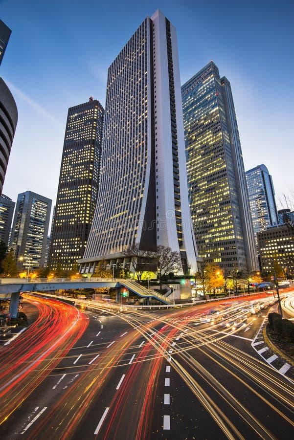 Shinjuku, Tokyo, Japan lizenzfreie stockbilder