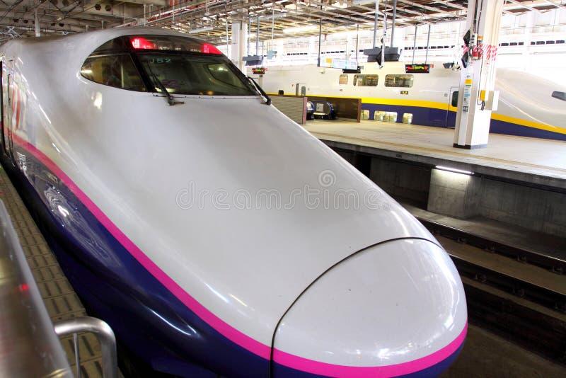Shinkansen fotos de archivo