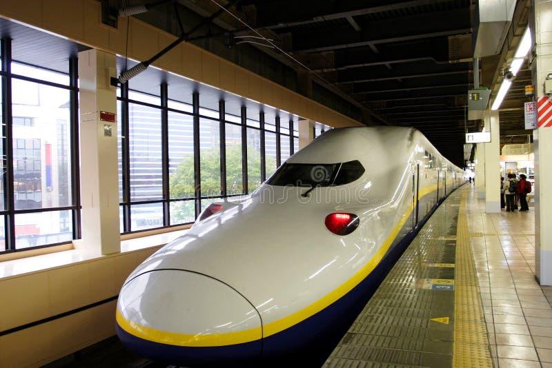 shinkansen στοκ εικόνα