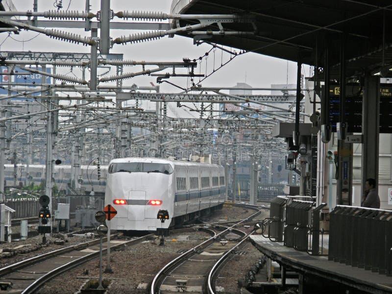 Download Shinkansen stock image. Image of railway, high, express - 853961