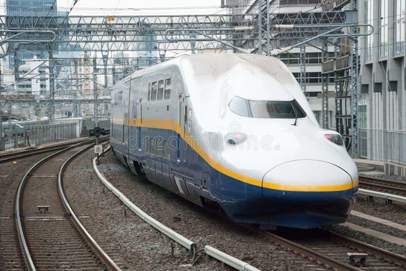 Shinkansen Kugelserie lizenzfreie stockfotografie