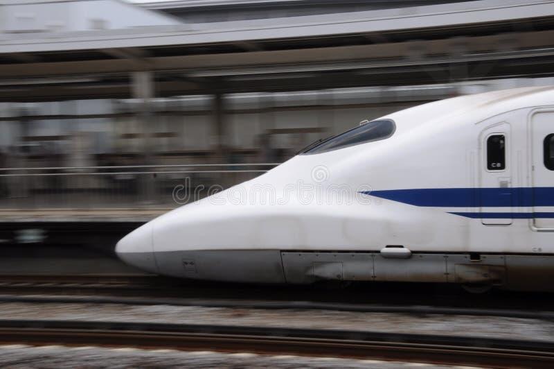 Download Shinkansen Moving Editorial Image - Image: 25345420