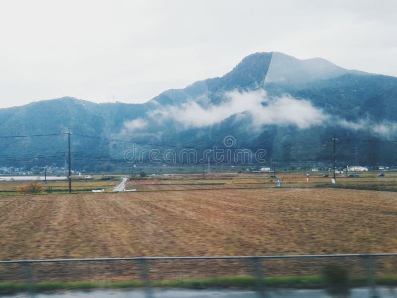 Shinkansen view stock photos