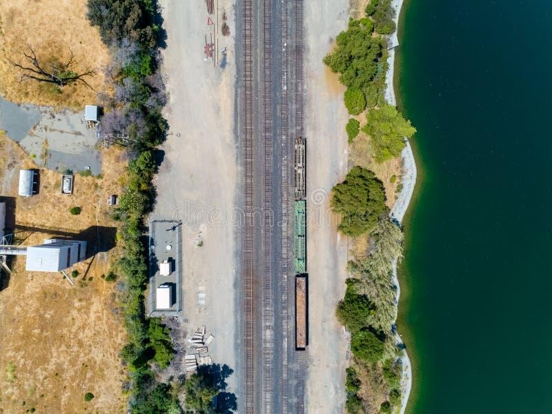 Shinn gård arkivbild