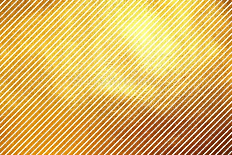 Shinning guld- linjer unik idérik digital texturabstrakt begreppmodell på vit bakgrund vektor för bild för designelementillustrat royaltyfri foto