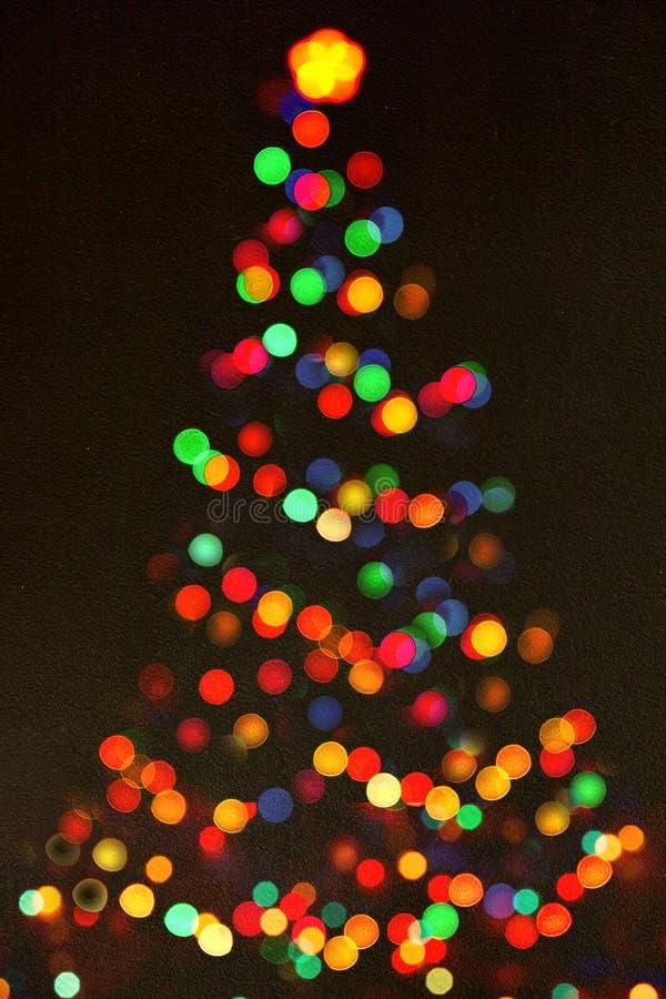 Shinny Weihnachtsbaum, abstrakten Hintergrund Weihnachtshintergrund mit glänzenden Lichtern Frohe Weihnachten und guten Rutsch in stockfotografie