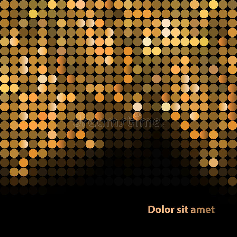 Shiny background with sequins stock vector illustration of glowing shiny background with sequins template for your design can be used for business cards presentations banners colourmoves