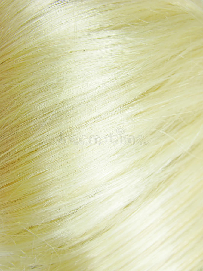 Free Shiny Blond Hair Texture Background Royalty Free Stock Image - 23220436
