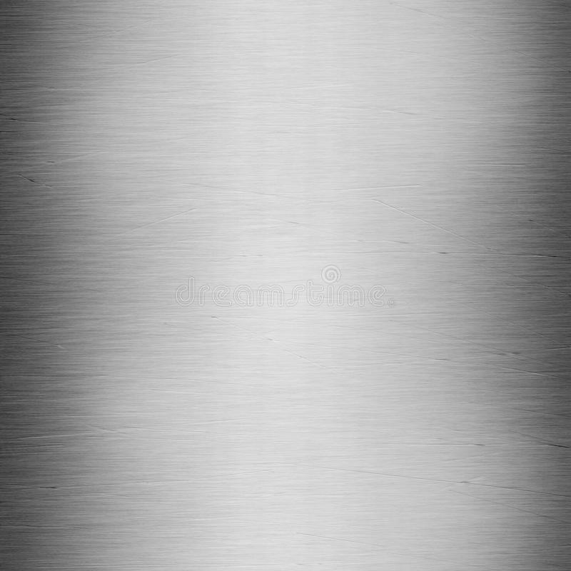 Download Shiny Brushed Steel With Scratches Stock Illustration - Image: 10038156