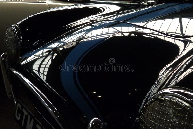 Shiny Car royalty free stock photo