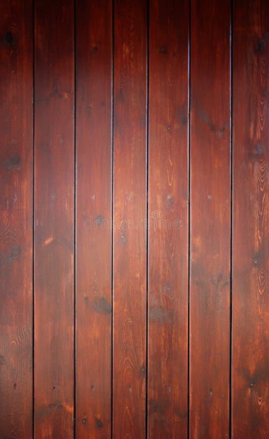Shiny Dark Wood Texture Planks Stock Photo Image Of