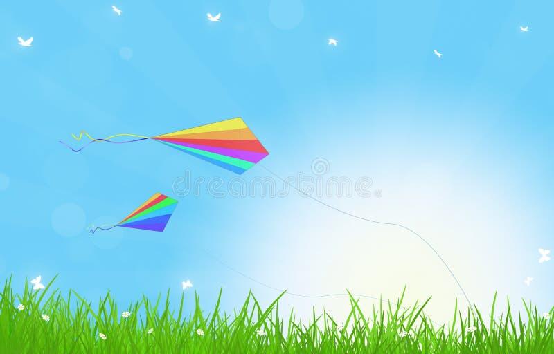 Summer Kites