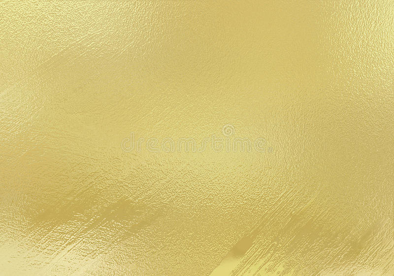 Download Shiny Gold Metallic Foil Stock Photo Image Of Celebration