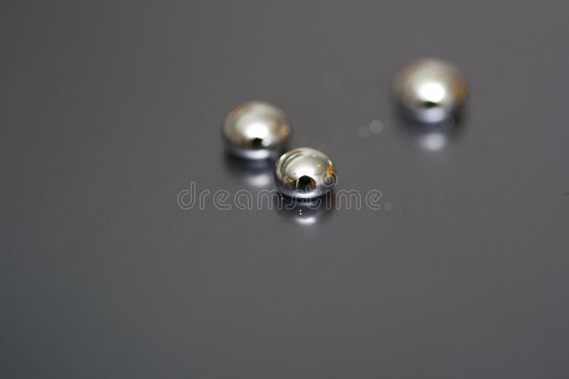 Shiny Mercury royalty free stock images