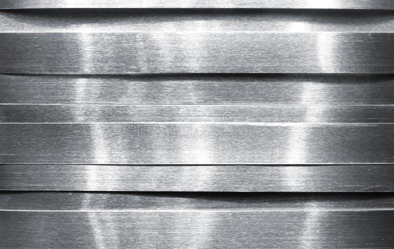 Download Shiny metal strips stock image. Image of polished, highlight - 18822029