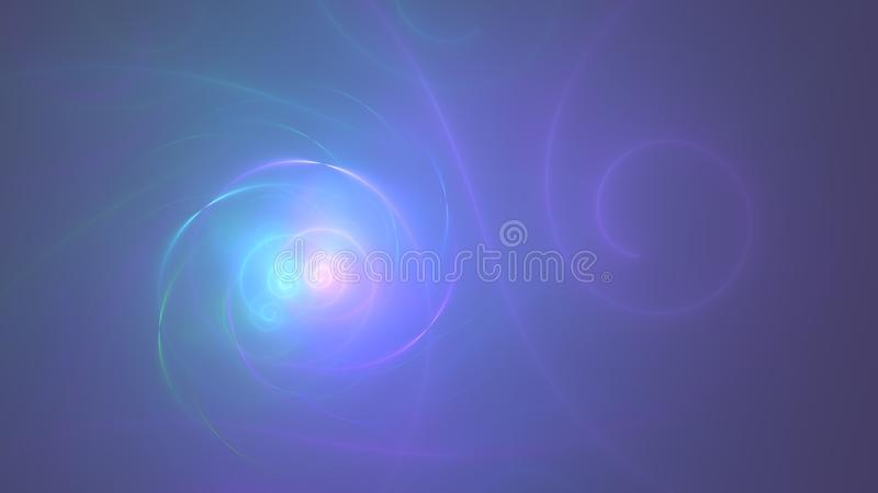 Shiny pastel spirals abstract background. Shiny pastel colored spirals abstract background stock images