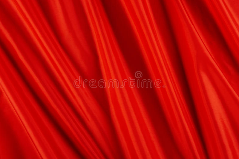 Download Shiny Red Fabric Royalty Free Stock Photos - Image: 14395408