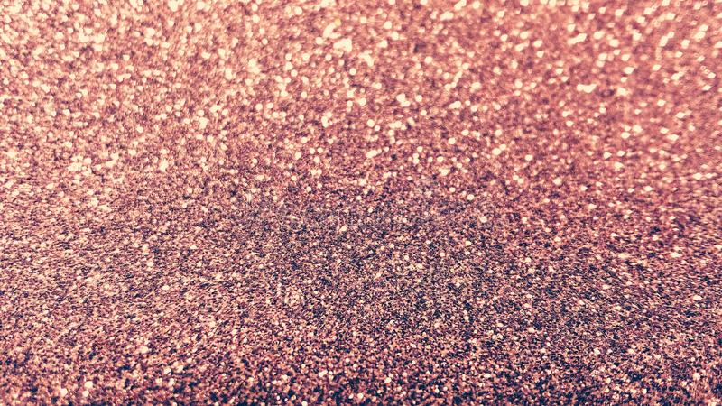 Rose glitter detail royalty free stock photos