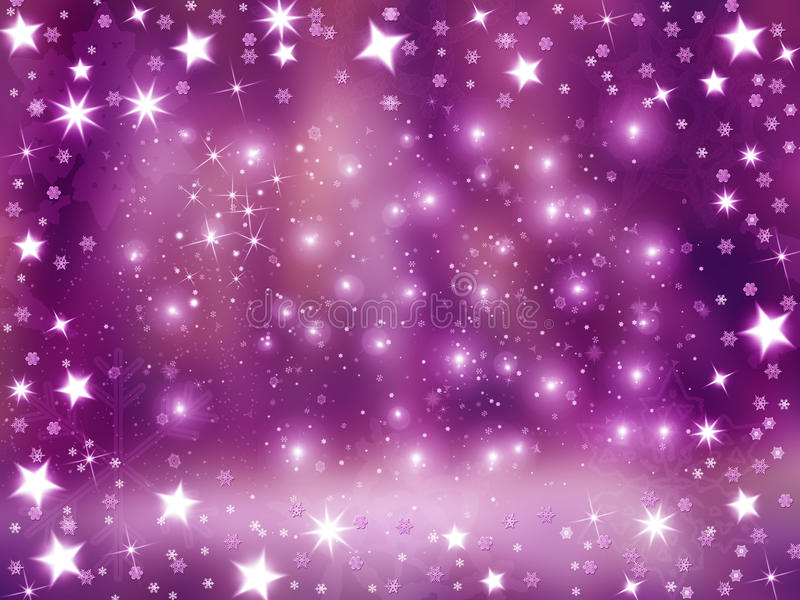 Shiny stars background vector illustration