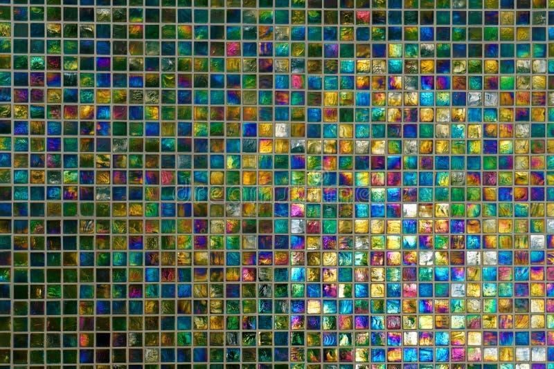 Shiny Tiles royalty free stock image