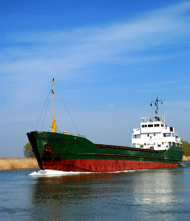 Ship 1 stock images