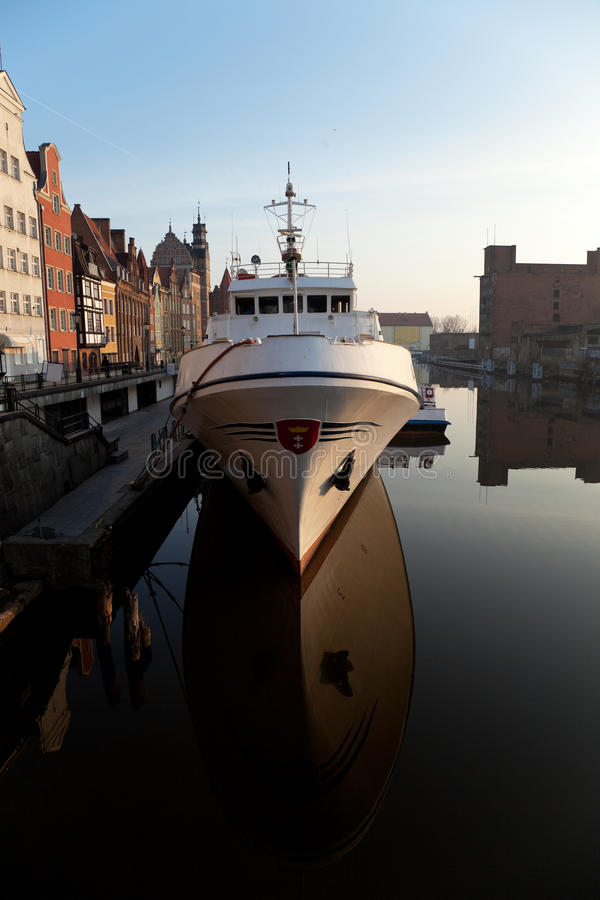 Download Ship stock image. Image of baltic, danzig, marine, colorful - 14684065
