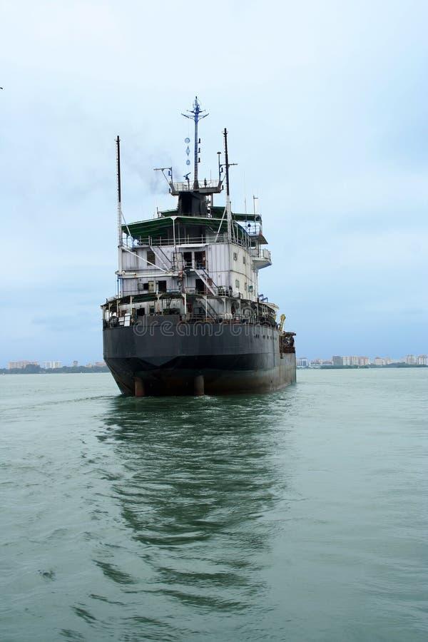 Download Ship stock image. Image of merchant, industry, ocean - 16046153