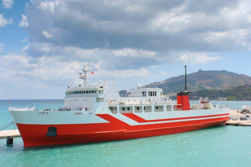 Download Ship stock image. Image of business, bulk, coast, vessel - 26776077