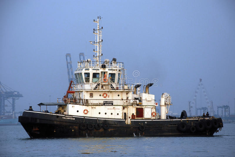 Download The Ship editorial stock photo. Image of transport, cochin - 28442143