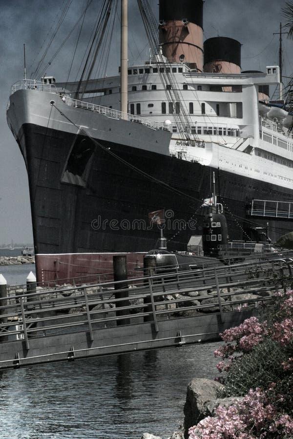 Download Ship stock image. Image of black, transportation, large - 7835119